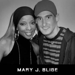 MaryJBlige Glove