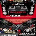18 Karat - DJ Battle No.1 - 4.3.05 Back