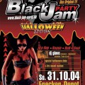 Black-Jam-Halloween-Plakat
