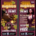 Plakat - Soul Nights 28.10.